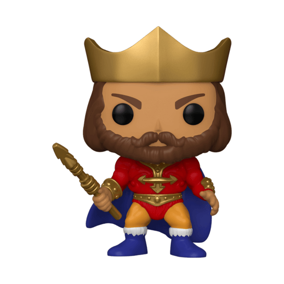 Prolectables - Masters of the Universe - King Randor Pop! Vinyl