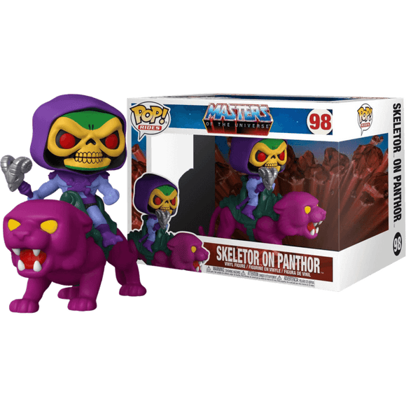 Prolectables - Masters of the Universe - Skeletor on Panthor Pop! Ride