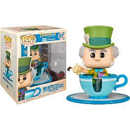 Prolectables - Disneyland 65th Anniversary - Mad Hatter Teacup  Pop! Ride