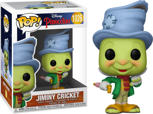 Prolectables - Pinocchio - Street Jiminy 80th Anniversary Pop! Vinyl