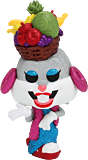 Prolectables - Looney Tunes - Bugs Fruit Hat Diamond Glitter  Pop! Vinyl