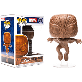 Prolectables - SpiderMan - SpiderMan Wood Deco  Pop! Vinyl