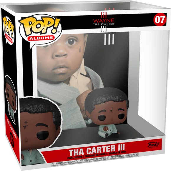 Prolectables - Lil Wayne - Tha Carter III Pop! Album