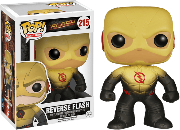 Prolectables - The Flash - Reverse Flash TV Pop! Vinyl