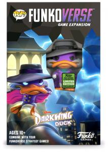 Prolectables - Funkoverse - Darkwing Duck 100 1-Pack Expansion ECCC 2021