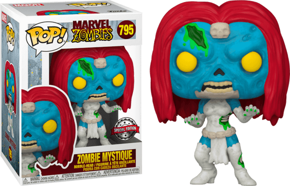 Prolectables - Marvel Zombies - Mystique  Pop! Vinyl