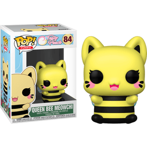 Prolectables - Tasty Peach - Queen Bee Meowchi Pop! Vinyl