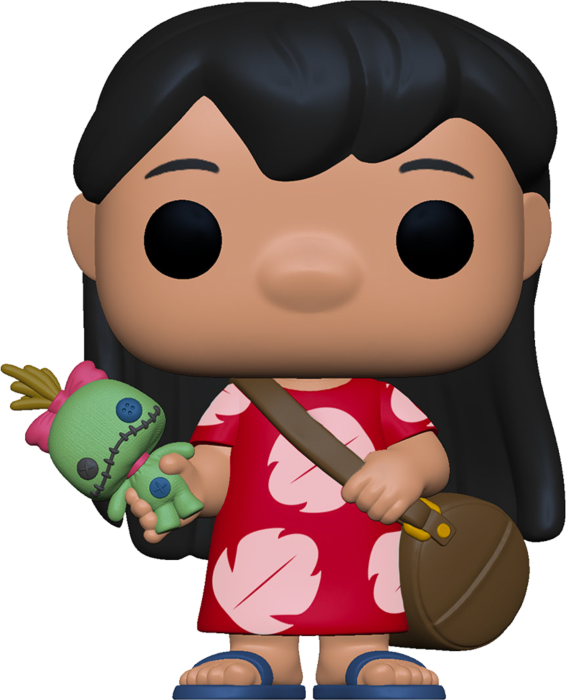 Prolectables - Lilo and Stitch - Lilo with Scrump Pop! Vinyl