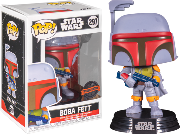 Prolectables - Star Wars - Boba Fett Vintage Pop! Vinyl