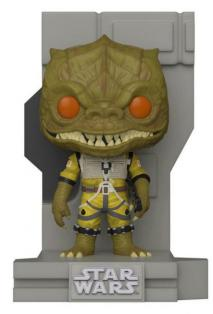 Prolectables - Star Wars - Bossk Pop! Deluxe Diorama