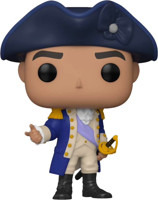 Prolectables - Hamilton - George Washington Pop! Vinyl