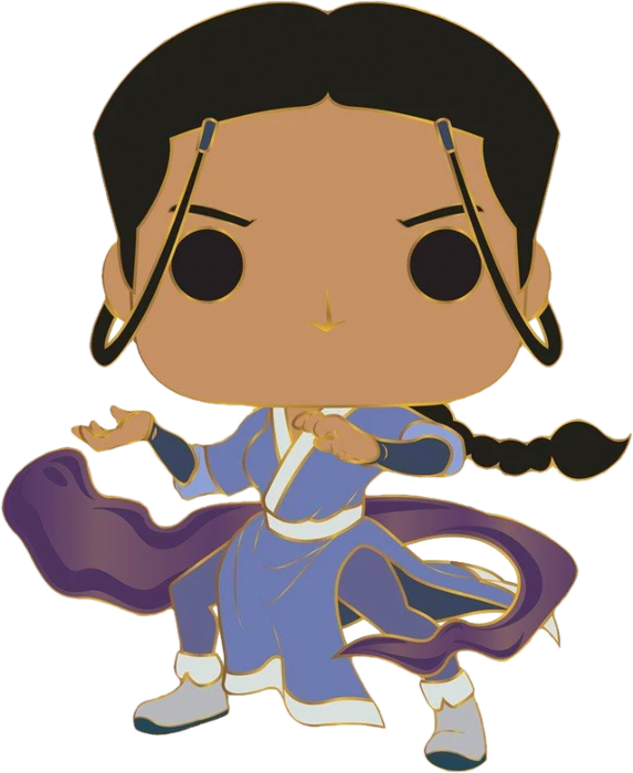 Prolectables - Avatar The Last Airbender - Katara 4