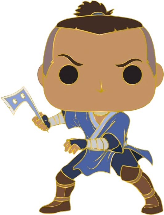 Prolectables - Avatar The Last Airbender - Sokka 4