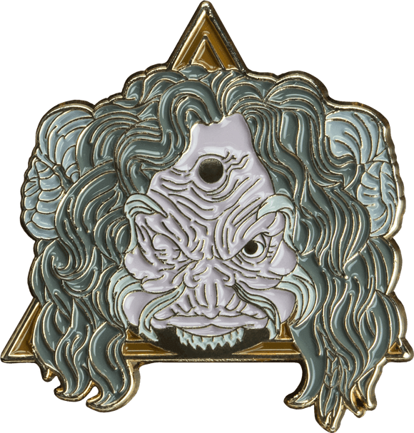 Prolectables - Dark Crystal - Aughra Enamel Pin