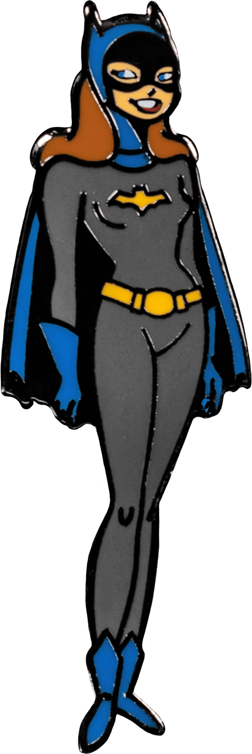 Prolectables - Batman:The Animated Series - Batgirl Enamel Pin