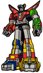 Prolectables - Voltron - Voltron Full Body Enamel Pin