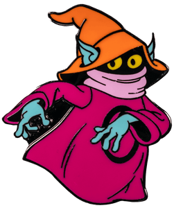 Prolectables - Masters of the Universe - Orko Enamel Pin