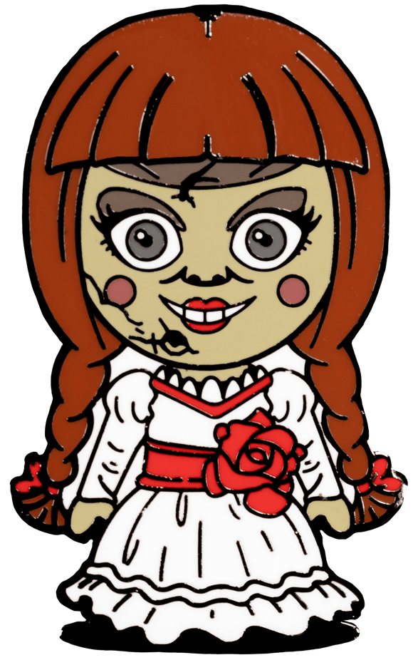 Prolectables - Annabelle - Annabelle Chibi Enamel Pin