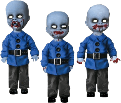 Prolectables - Living Dead Dolls - Oz Mini Munchkins 3 Pack