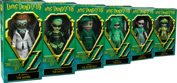 Prolectables - Living Dead Dolls - Oz Variants 10