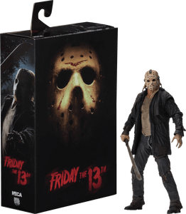 "Prolectables - Friday the 13th - Jason Ultimate 7"" Action Figure"