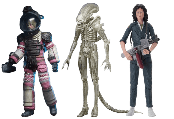Prolectables - Alien - 40th Anniversary series 01 Assortment