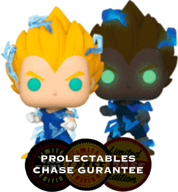 Dragon Ball Z - Vegeta SS2 Chase Bundle