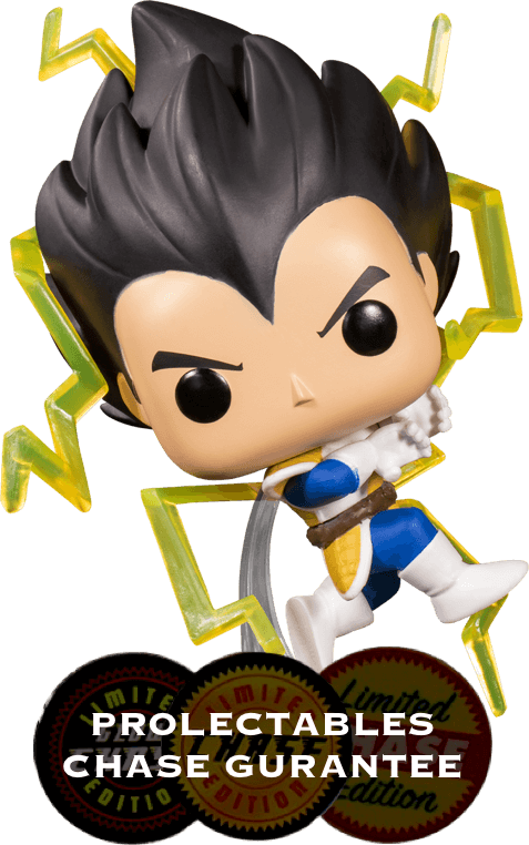 Dragon Ball Z - Vegeta Galick Gun Chase Bundle