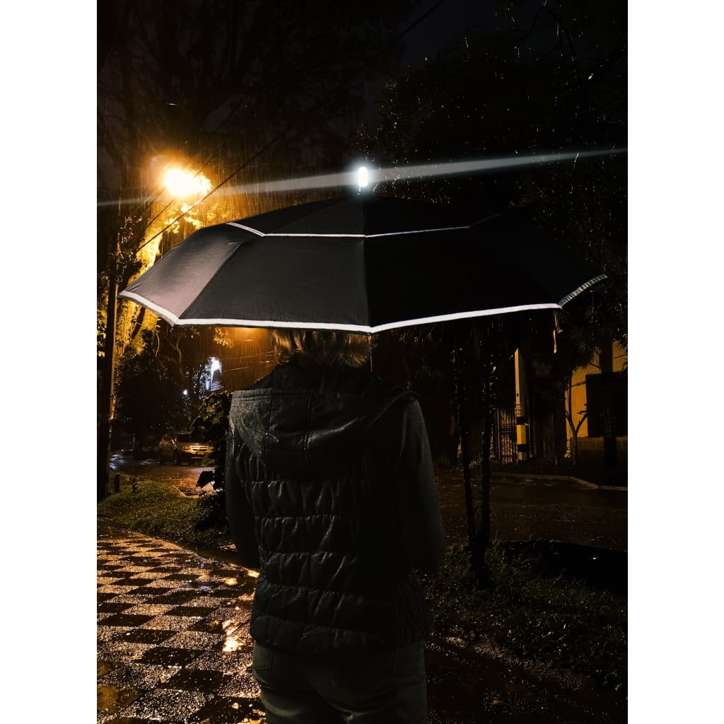 Canadas Life Safety Rain Umbrella