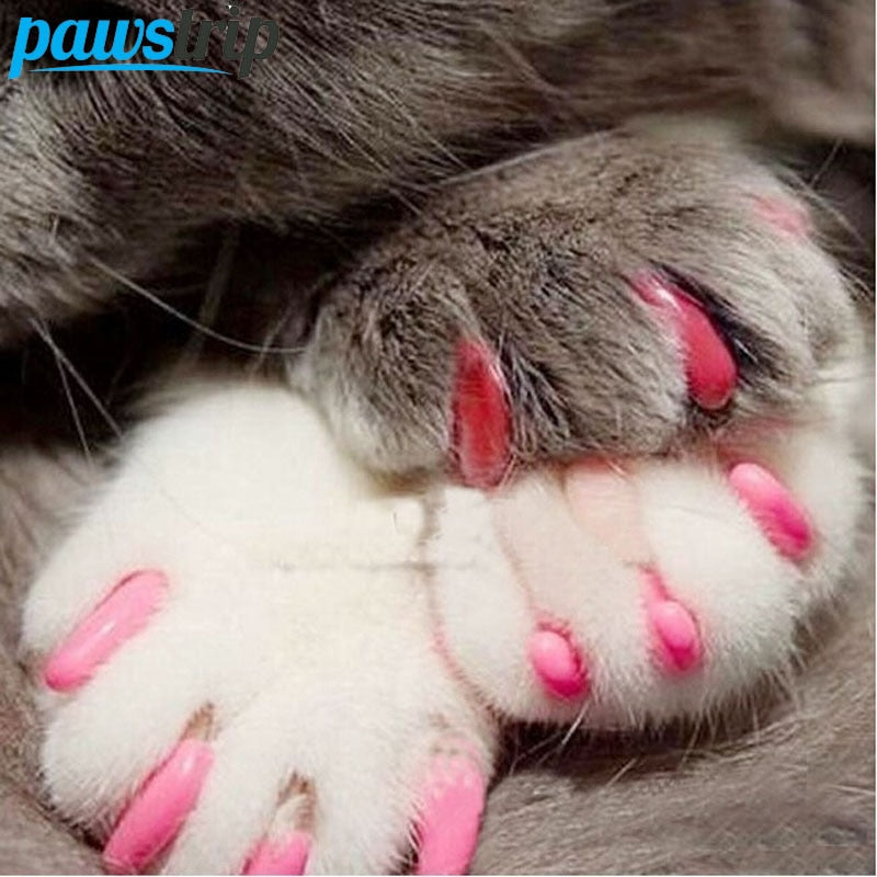 20Pcs/lot Cat Claw Protector