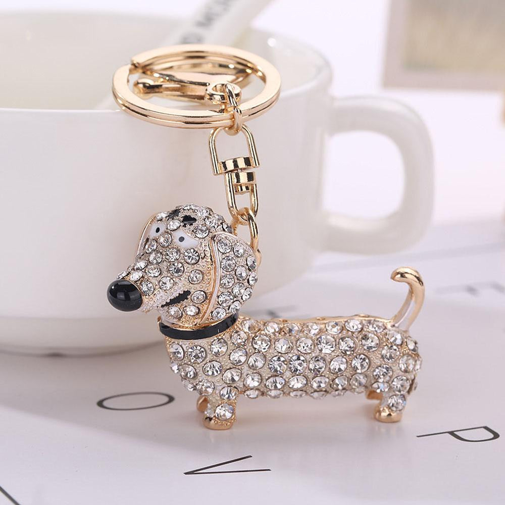 Dachshund Key Chain