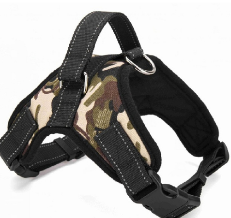 Ultimate Comfort Harness - Reduced Pulling