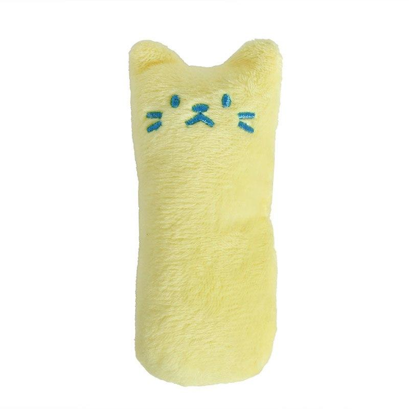 Teeth Grinding Catnip Toy