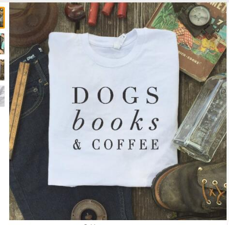 Dogs, Books and Coffee