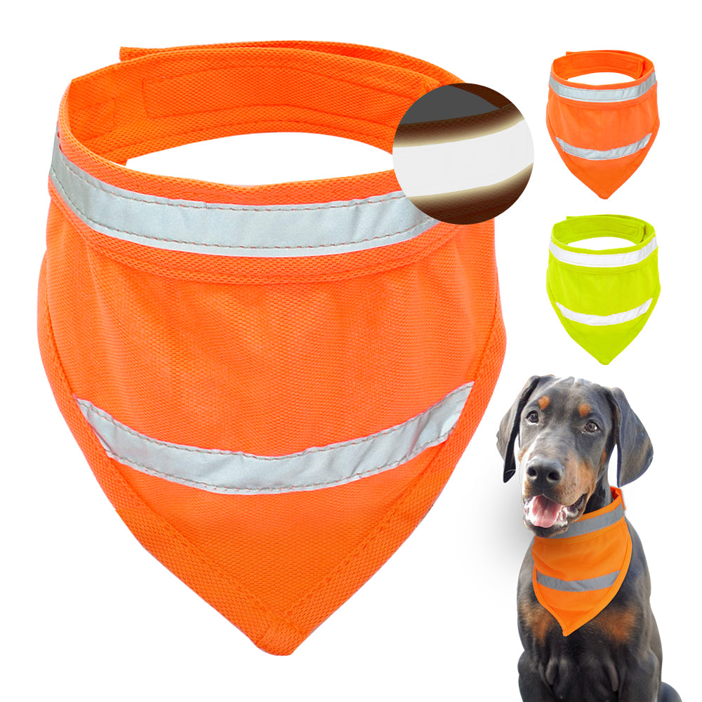 Reflective Safety Bandana