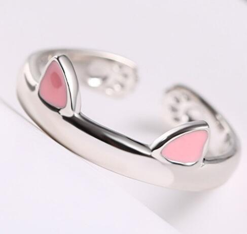 Kitty Cat Ring