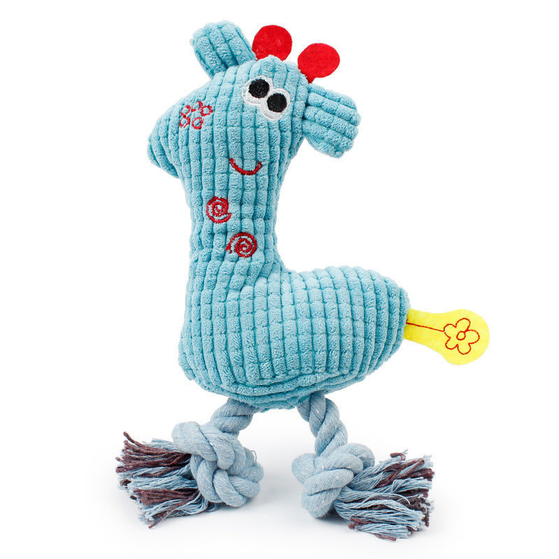 Squeaky G-Raff Chew Toy