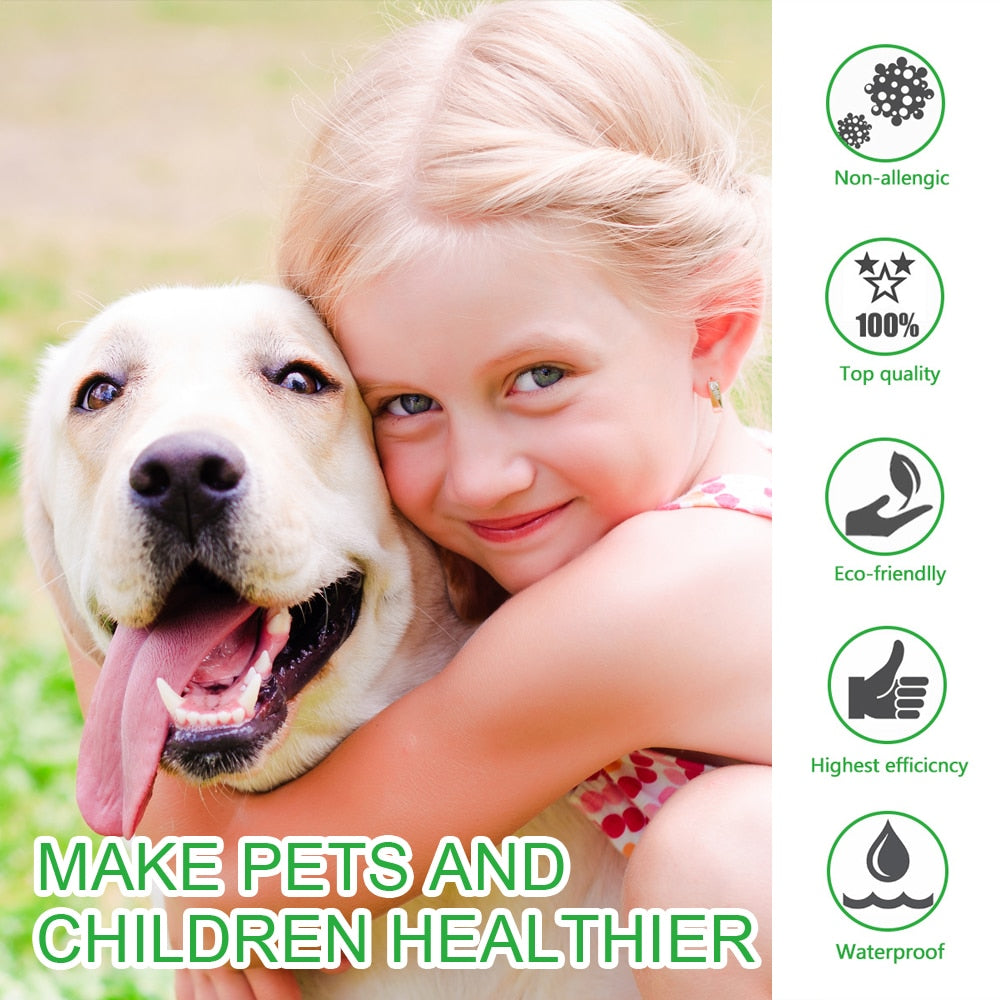 Pet Flea and Lice Collar