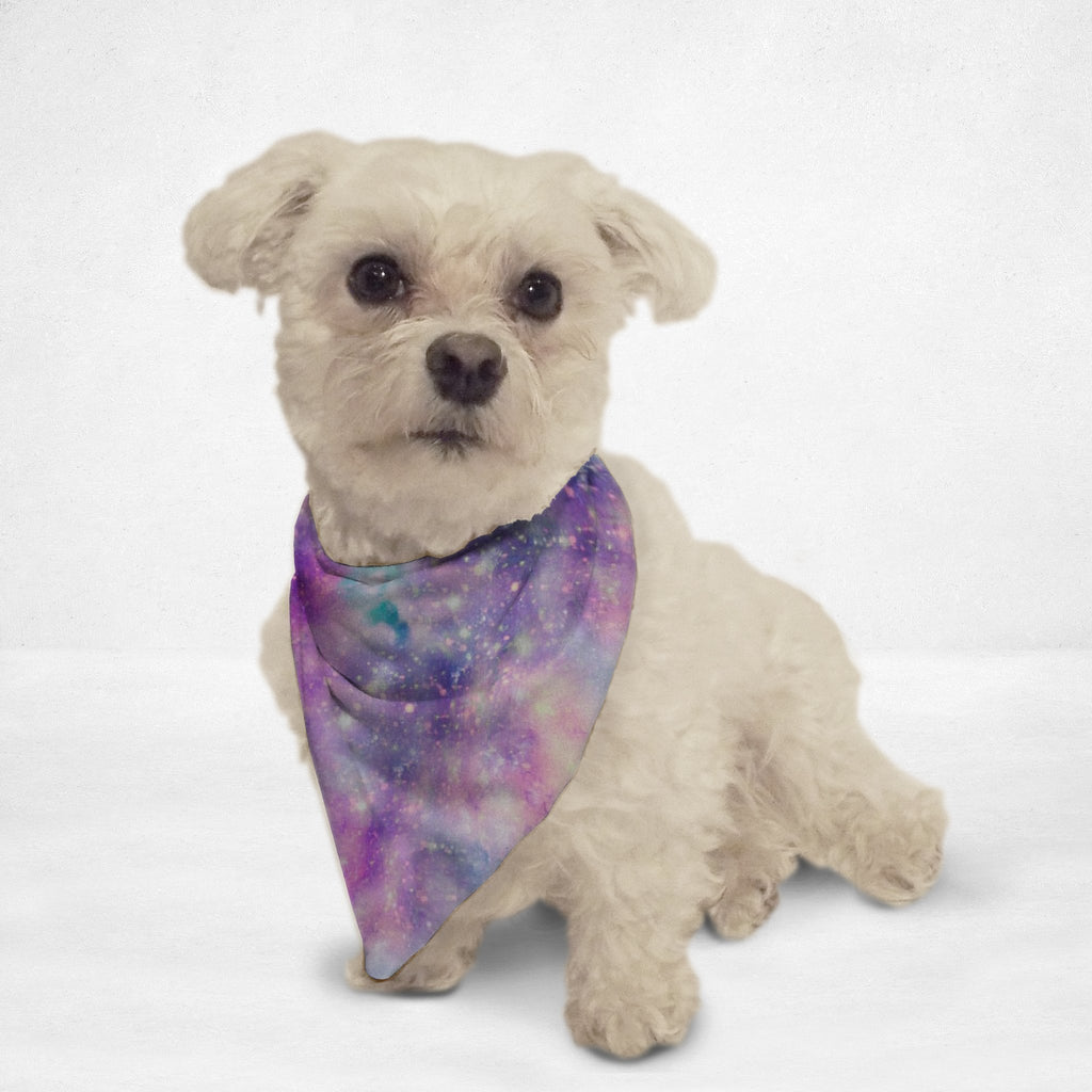 Starry Galaxy Cat & Dog Bandana
