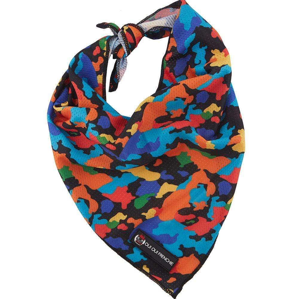 Bandana - Colorful Camo