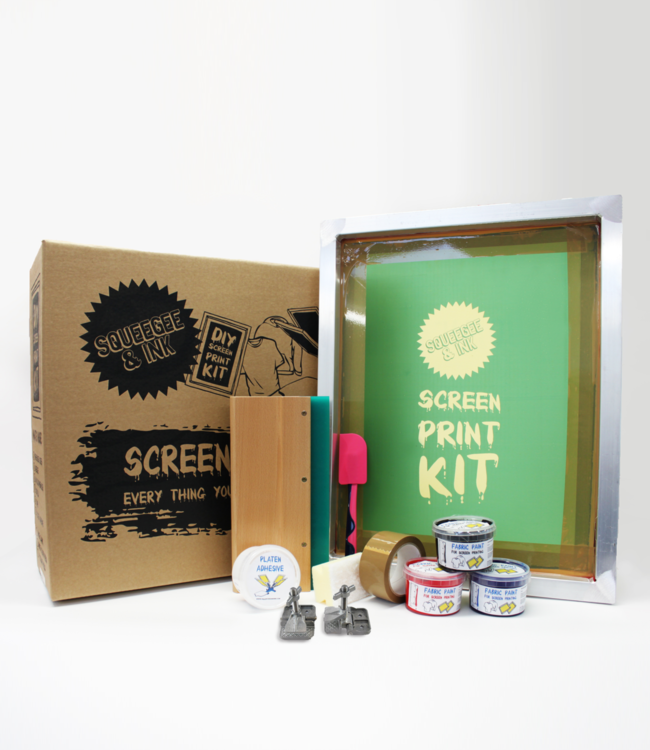 VALUE Screen Print Kit