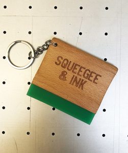 PRE-ORDER MINI SQUEEGEE KEYCHAIN