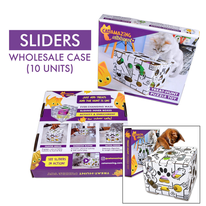 SLIDERS – Wholesale Case (10 Units)