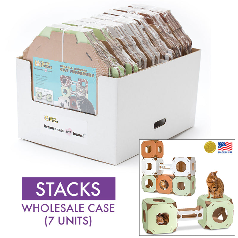STACKS – Wholesale Case (7 Units)