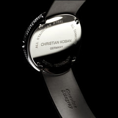 Clou Dinner Watch - Black