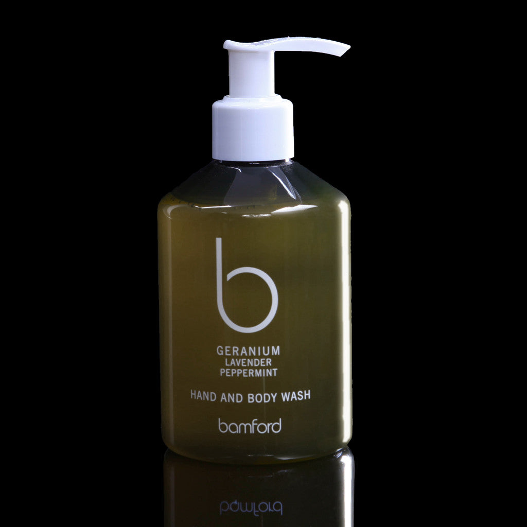 Hand and Body Wash
