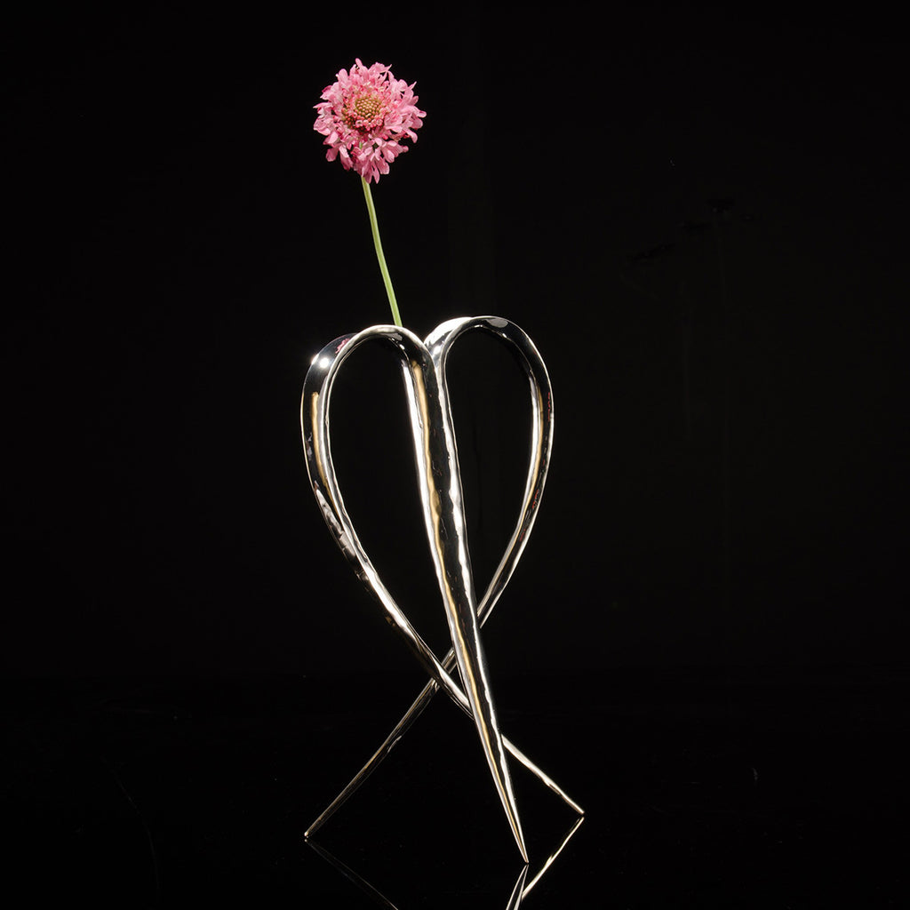 "Bud Vase - Large ""Heart"""