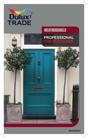 Dulux Trade Weathershield Professional Colour Guide