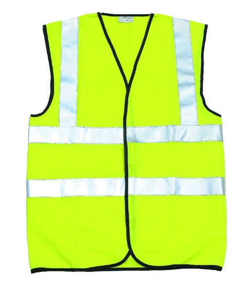 SMART GUARD HIGH-VIS WAISTCOAT EN471 SIZES (M, XL, XXL)