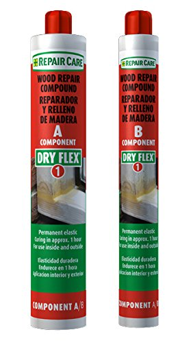Repair Care International DRY FLEX® 1 Wood Joinery Repair Resin
